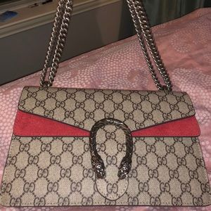 Gucci Dionysus red GG